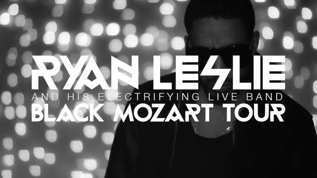 DJ BIZZARE presents Ryan Leslie